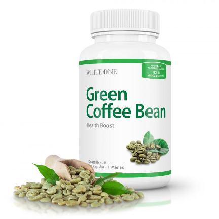 قرص قهوه سبز لاغری
