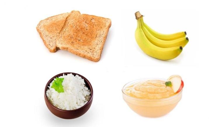 غذاهای برای اسهال