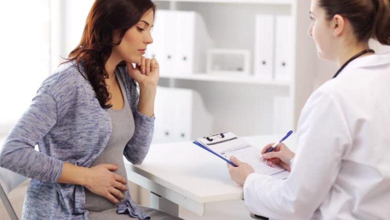 مشکلات در بارداری