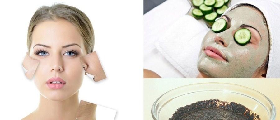 ماسک سفت کننده پوست رحم