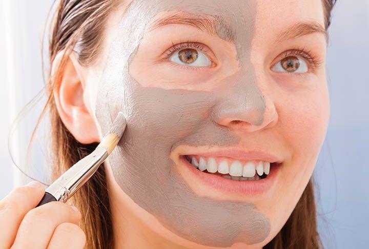 ماسک سفت کننده پوست صورت