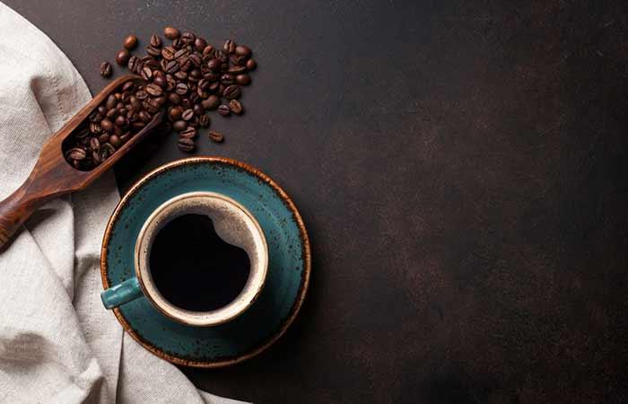 قهوه و احتمال پریودی