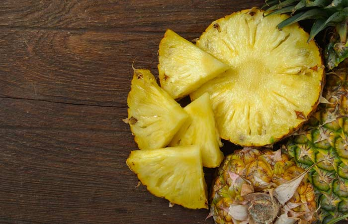آناناس و پریود شدن