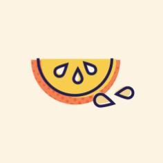 هسته پرتقال