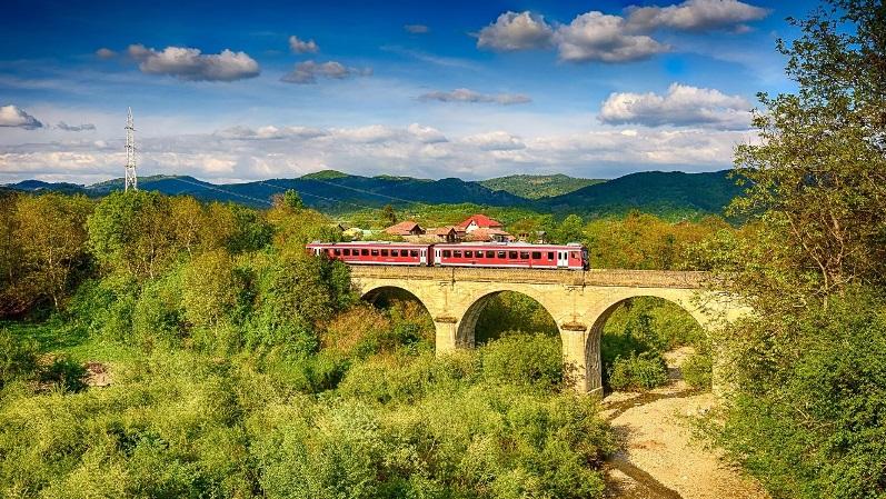 سفربه اروپا با قطار
