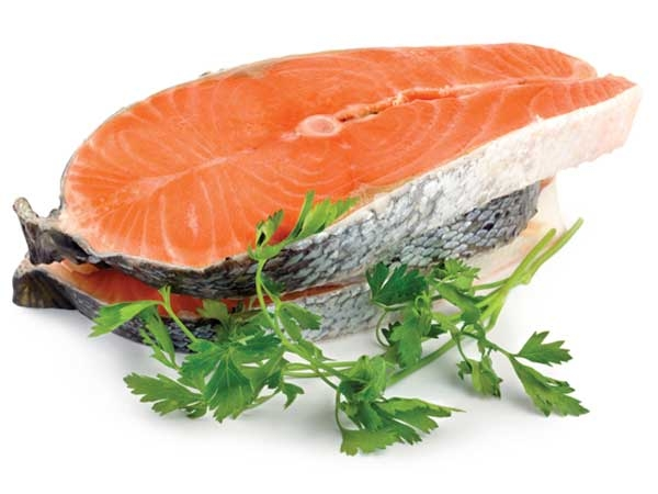 ماهی چرب و منبع منیزیم