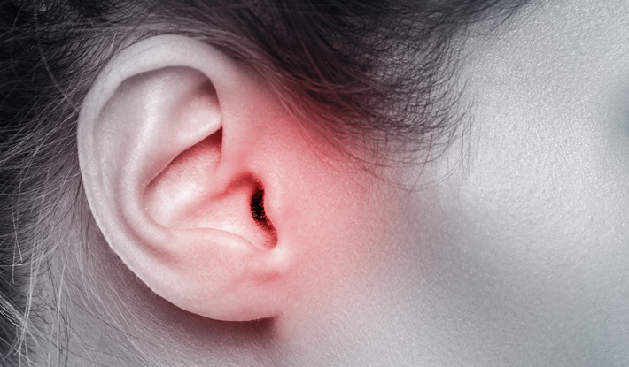افراد در معرض خطر عفونت گوش میانی