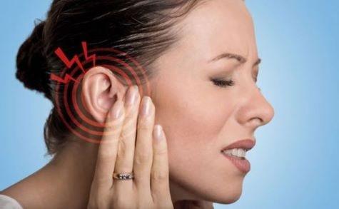 گوش درد و وزوز گوش