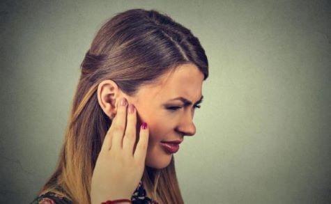 گوش درد به علت عفوئت گوش میانی