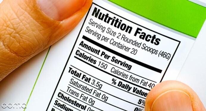 کالری مورد نیاز بدن