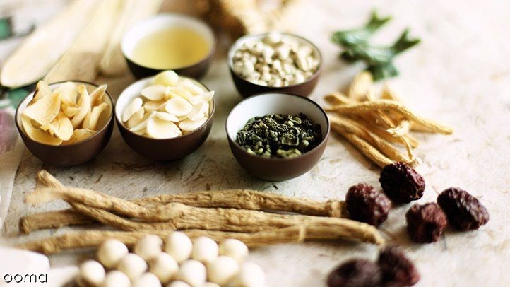 درمان های گیاهی آندومتریوز