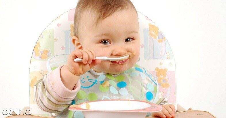 چند نکته مهم براي بهداشت غذاي کودك