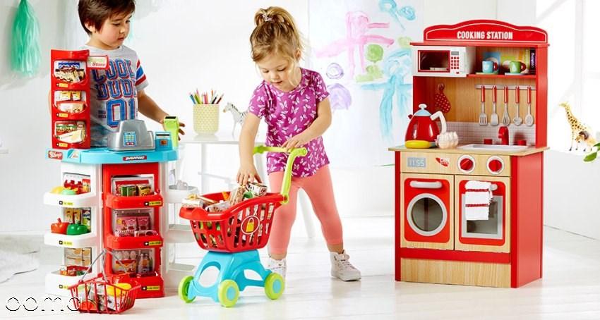 دسته بندی اسباب بازی - اسباب بازی کمک درمانی