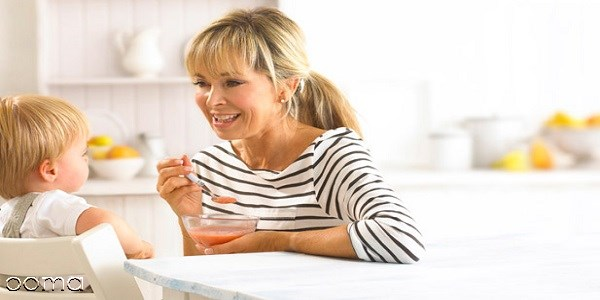 بهترين سن براي شروع غذاهاي کمکي