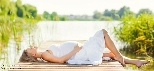 با این کارها استرس در دوران بارداری را کم کنید