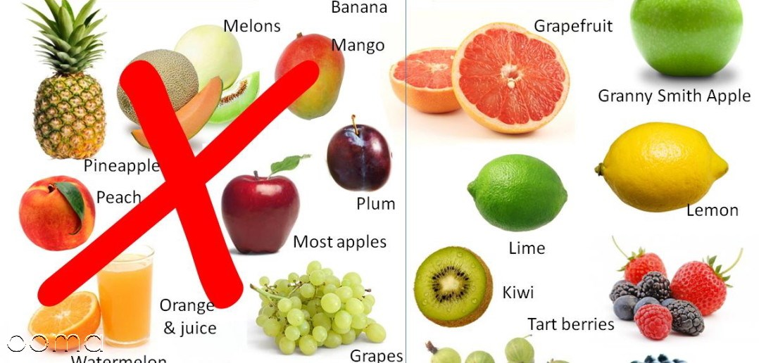 what fruits not to eat for diabetics