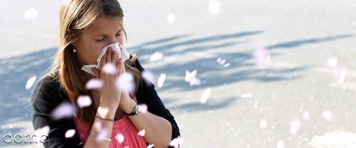 حساسیت فصلی را دست کم نگیرید