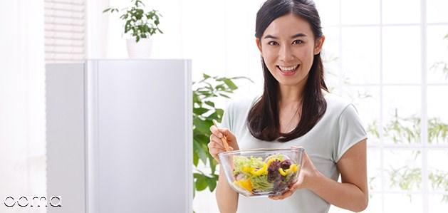 بهترین  رژیم غذایی برای   افزایش اندازه سینه
