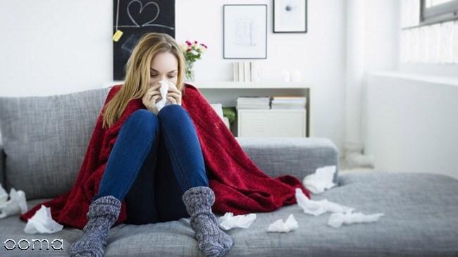 سرما خوردگی و بارداری