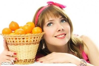 خواص نارنگی در بارداری