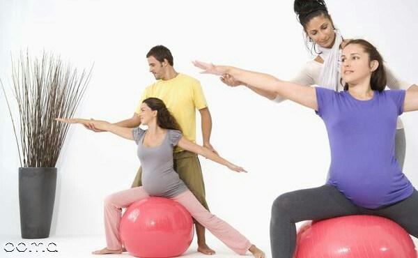 راه های کاهش درد زایمان طبیعی