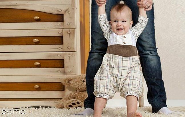 نوزاد ده ماهه