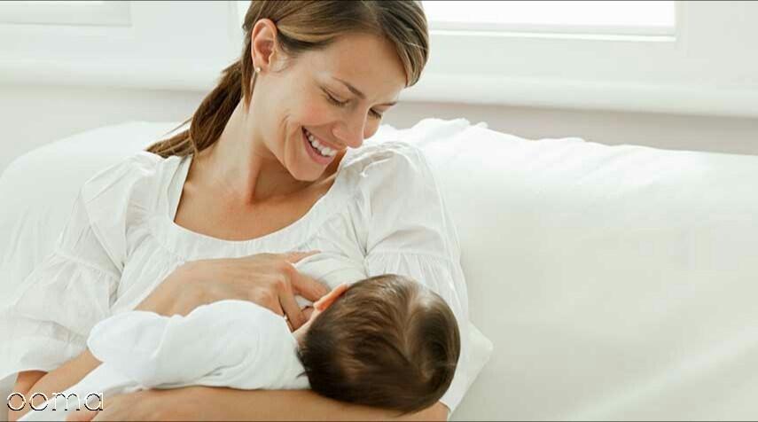 علت کم شدن شیر مادر