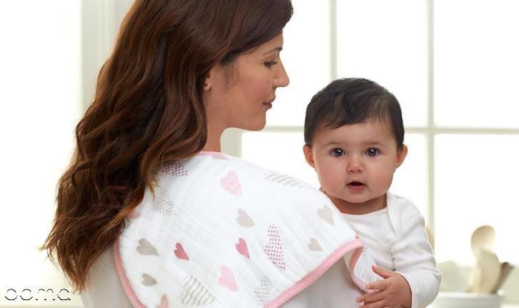 همه چیز درباره آروغ زدن نوزاد