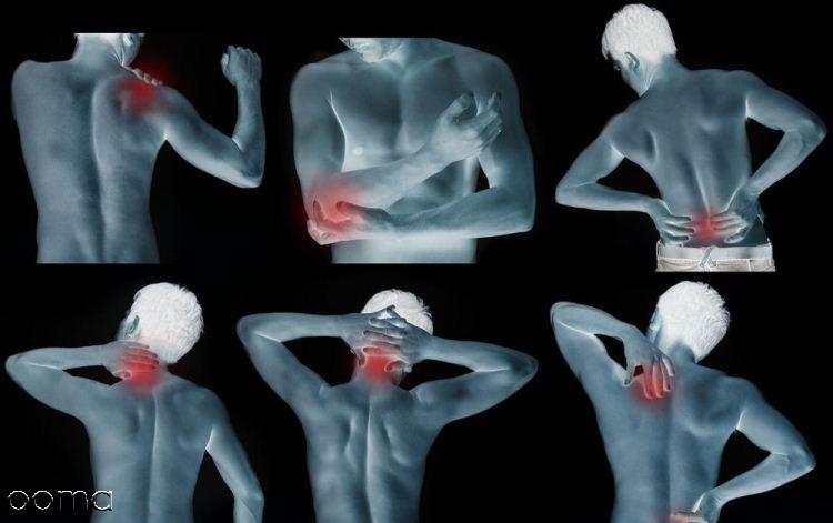 درمان گرفتگی عضلات و علت آن