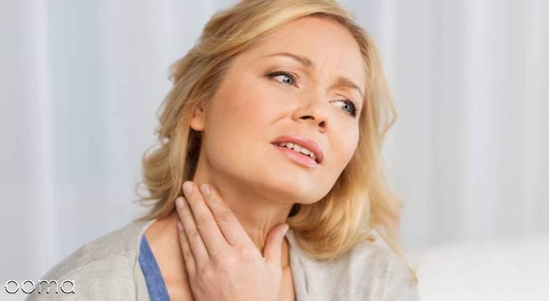 16 علائم کم کاری تیروئید در زنان