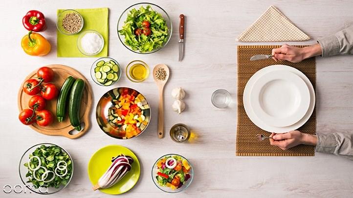 20 نوع رژیم غذایی موجود در دنیا