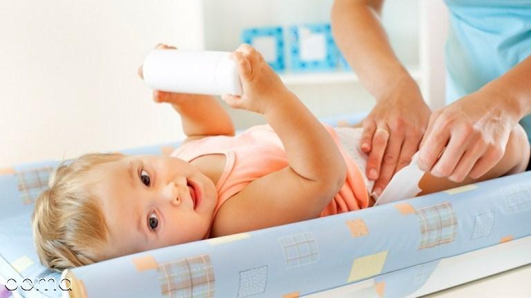 مدفوع سبز نوزاد نشانه چیست؟