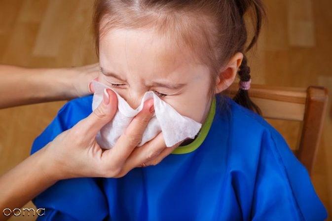 16 درمان آبریزش بینی  کودک به روش خانگی
