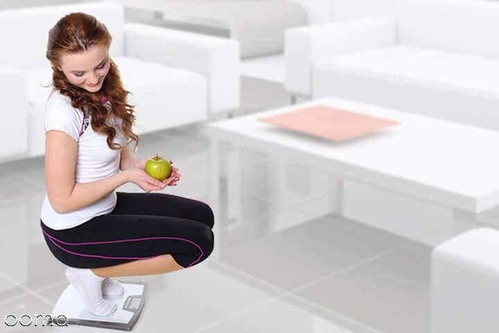 یک رژیم لاغری سریع هفته ای 3 کیلو با ورزش