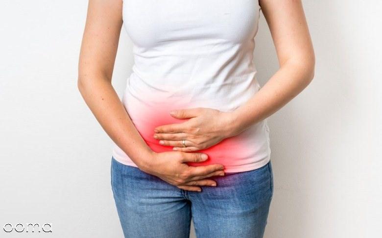 علت و درمان درد زیر شکم در زنان
