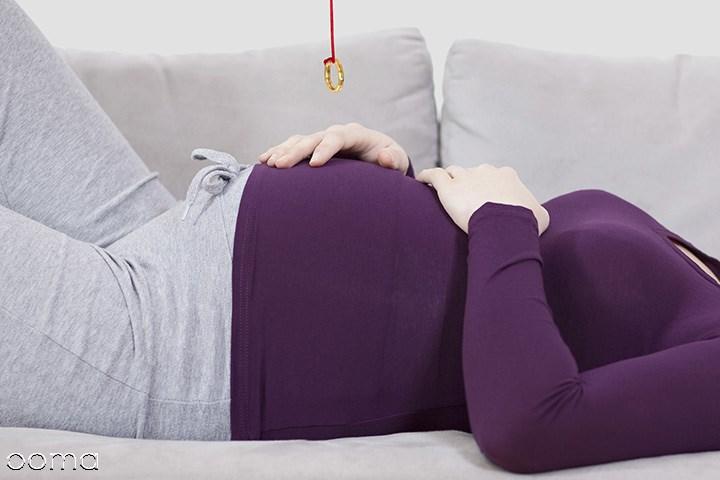 تعیین جنسیت جنین با حلقه و زنجیر