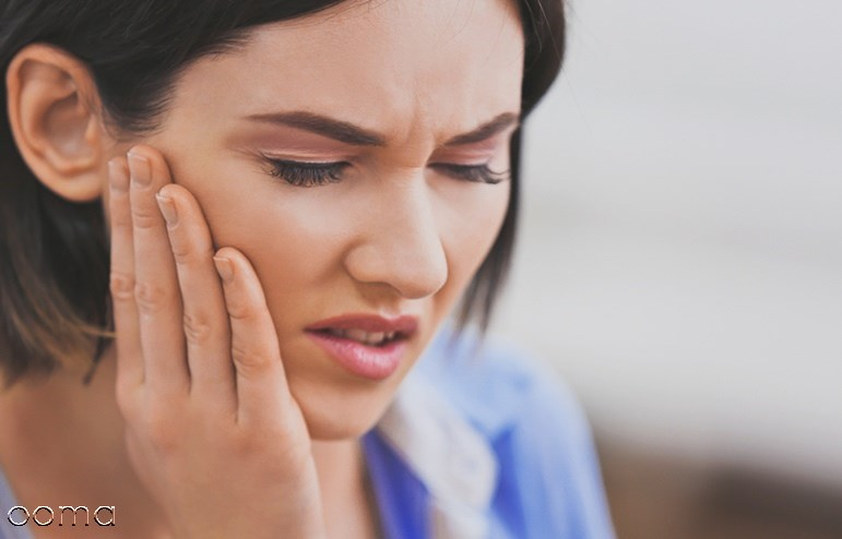 درمان دندان درد با چای کیسه ای