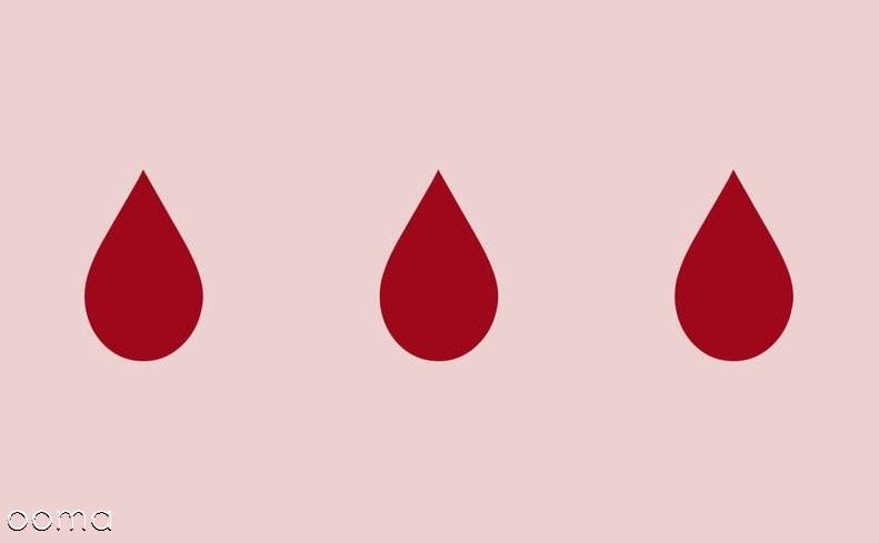 11 علت خونریزی شدید پریود بهمراه درمان