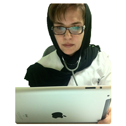 دکتر فریبا رضایی آهوانویی