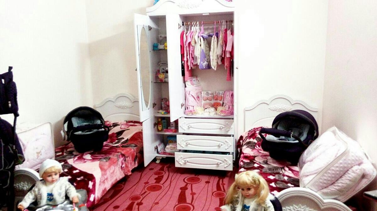 اینم اتاقشون که چیندم😍😍😍