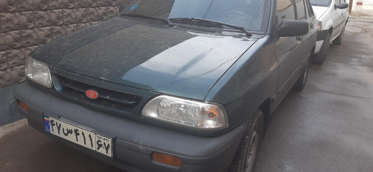 این بود ماشینم
